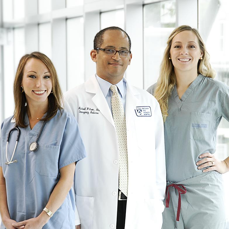 Brigham and Women's Hospital – Fallon Creative